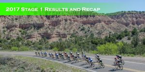2017 Stage 1 Results and Recap