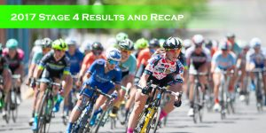2017 Stage 4 Results and Recap