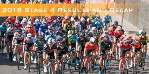 2018 Stage 4 Results and Recap