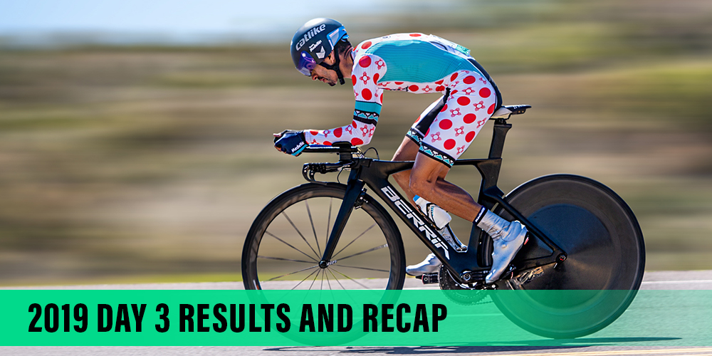 2019 Stage 3 Results and Recap