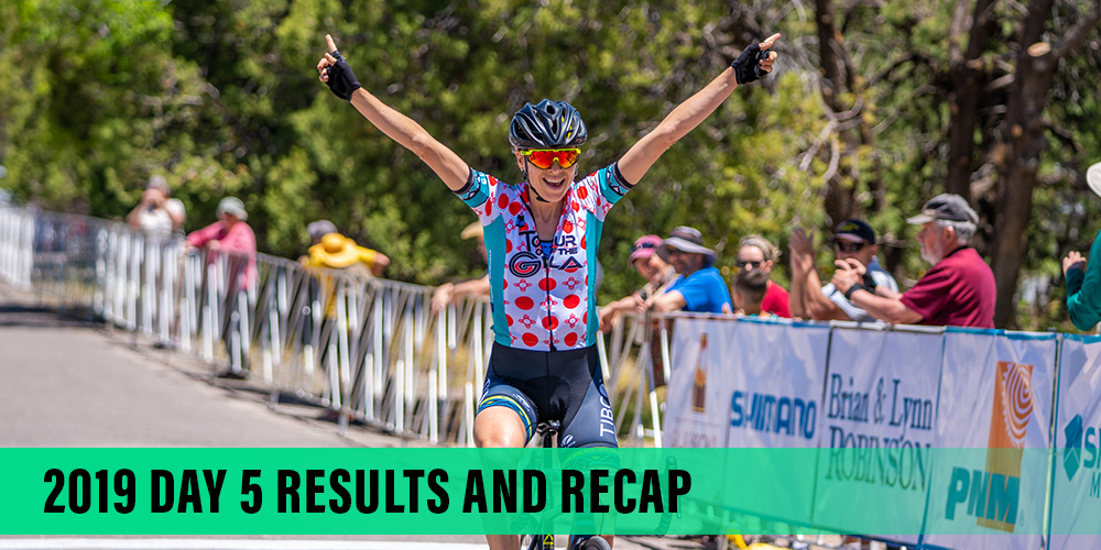2019 Stage 5 Results and Recap